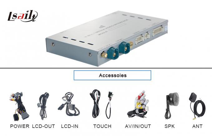 Multimedia Video Adaptor with GPS Navigation Built in for Honda