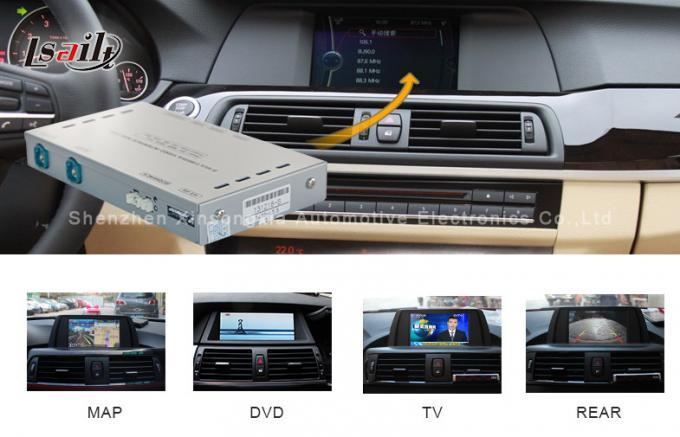 800MHZ BMW Multimedia Interface for BMW Update Touch Navigation , Reversing , Audio and Video