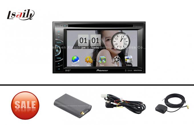 Pioneer DVD Player Added GPS Navigation Moudle Upgrade Kit - AVH‐X8500BHS / X7500BT / X6500DVD / X4500BT