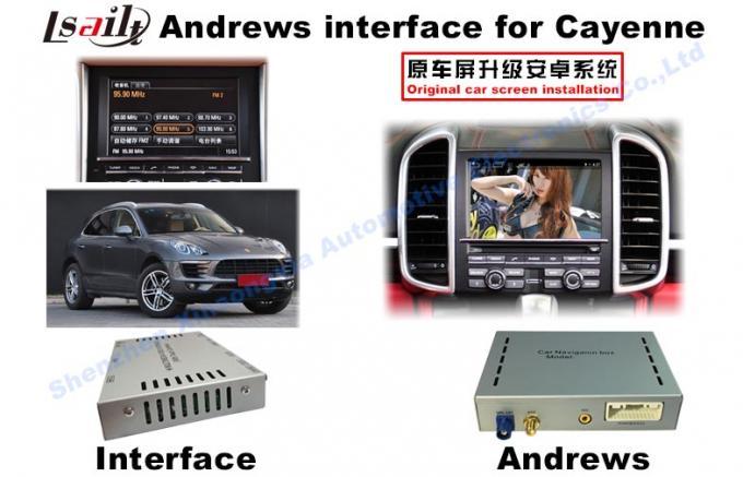 2015 Porsche PCM 3 1 Android Auto Interface Car Multimedia