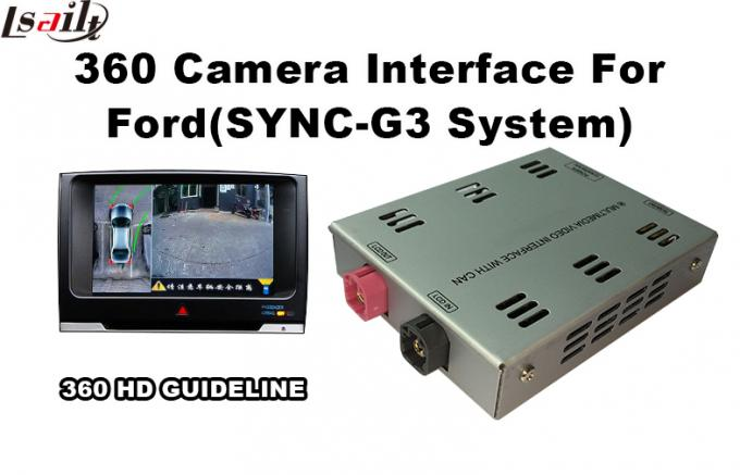 Sync-G3 All Series 360 Degree Reverse Car Camera Interface
