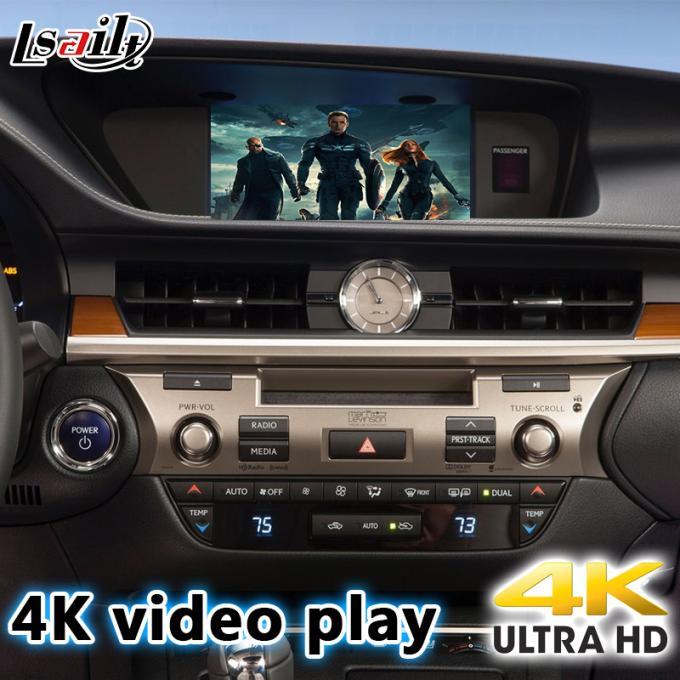 RX 12-16 6.0 version Lexus Video Interface , 2GB RAM fast speed Android navigation box