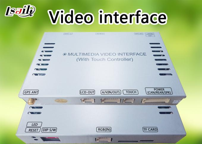 Multimedia Honda Video Interface