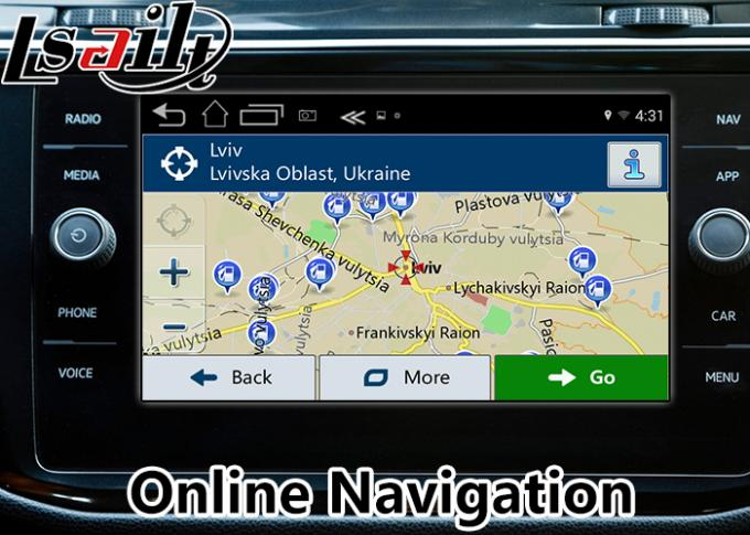 Two - In - One Unit Android Auto Interface Easy Installation