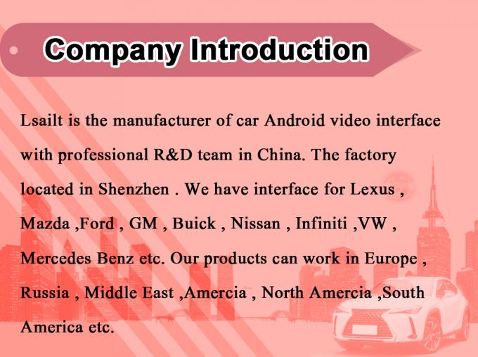 Two Images Display Android Auto Interface For 2013-19 Mazda CX-3CX-4 CX-5 CX-9