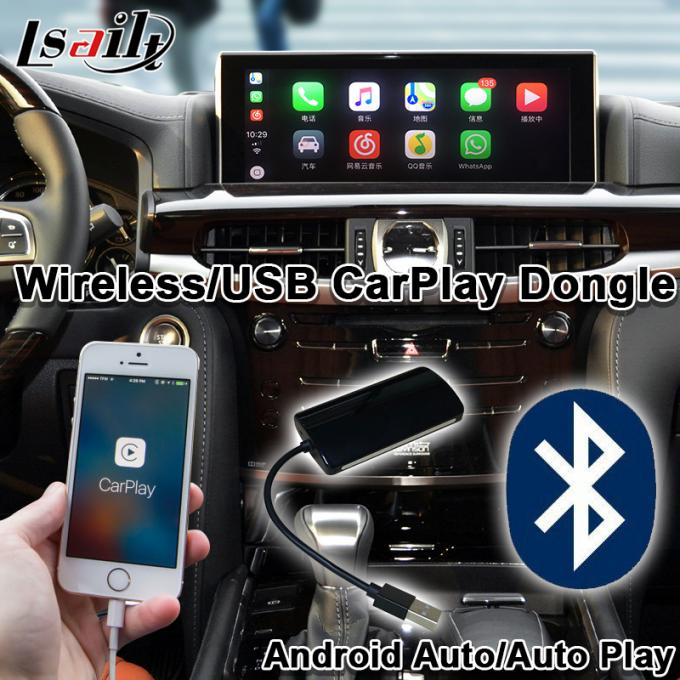Android GPS Navigator for LEXUS GX460 2013-2019 Android Auto