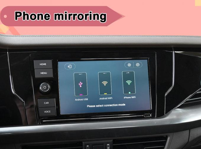 Android 7.1 multimedia Video Interface integration navigation box  for VW Golf 7 with 32G ROM support apple carpaly