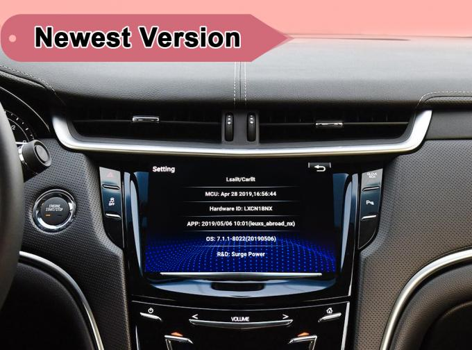 Six-core Android Auto Interface GPS Navigation for Cadillac XTS