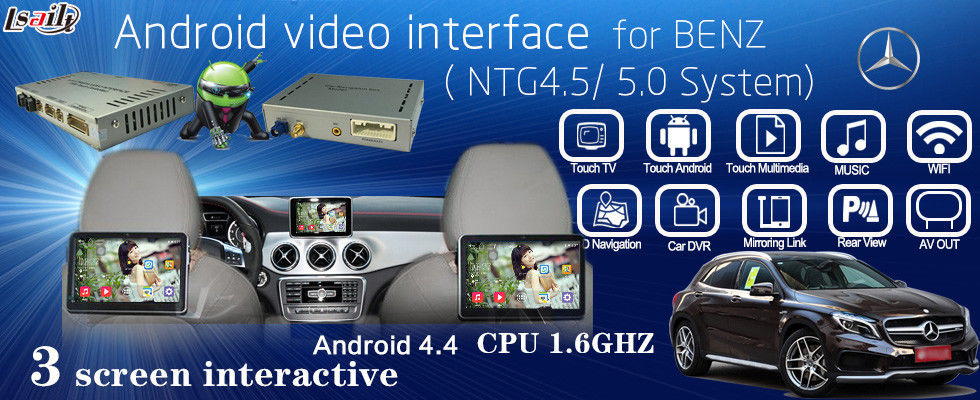 China best Android Auto Interface on sales