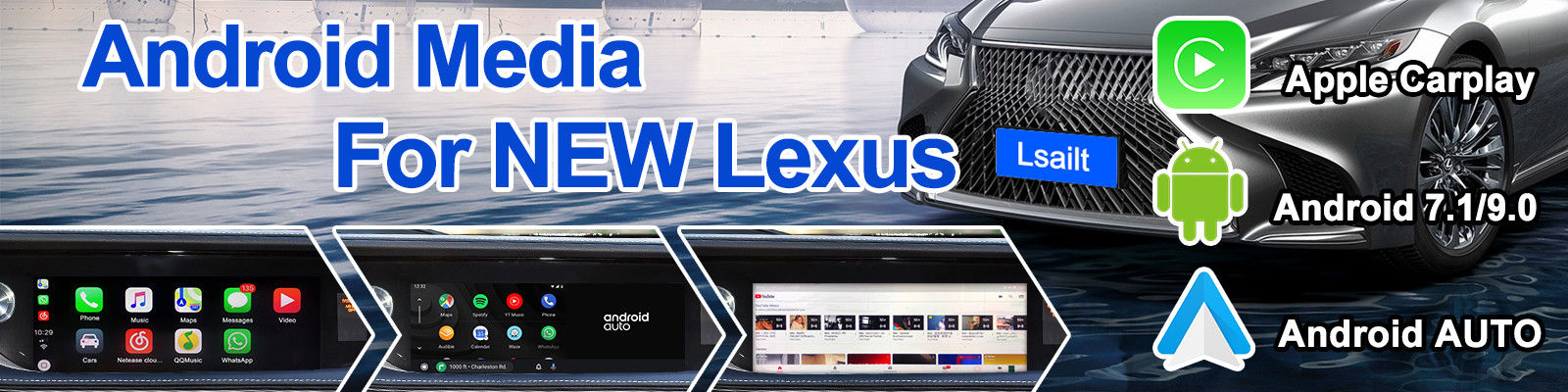 Lexus Video Interface