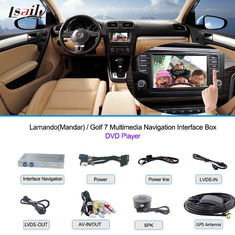 China Android Car Multimedia Navigation System Can Add-on 360 Panoramic for 10-15 Touareg supplier