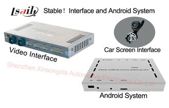 China Android 4.4 Mercedes Benz Navigation System For NTG4.5 / Google Map / Google Play supplier