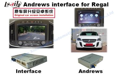 China GPS 3 Road Android Auto Interface For 2013-2015 Opel / Buick supplier