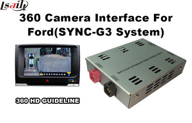 China  Sync-G3 All Series 360 Degree Reverse Car Camera Interface supplier