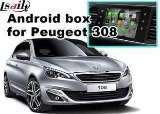 China Peugeot 208 2008 308 3008 508 Audio Video Interface SMEG+ MRN SYSTEM Upgrade WIFI BT Mirror Link supplier