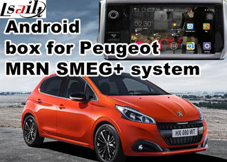 China SMEG + MRN Multimedia Video Interface Peugeot 208 2008 308 408 508 System supplier