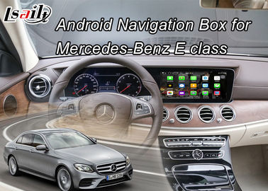 China Android 6.0 Navigation Box for Mercedes-Benz E Class NTG5.0 Support WiFi Bt supplier