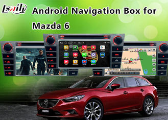 China 2014-2017 Mazda CX-3 Android 6.0 Navigation Box with Touch Control and Mirrorlink supplier