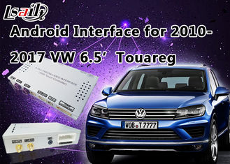 China Android 6.0 6.5' VW Touareg Android Auto Interface Touch Android Navigation System supplier