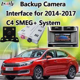 China Reverse Camera Interface for Citroen C4C5 with Active Parking Guidelines supplier