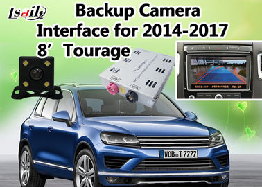 China Tourage HD 360 Degree Reverse Camera / Rearview Camera Interface support Front camera , Mobile phone Mirrorlink Optional supplier