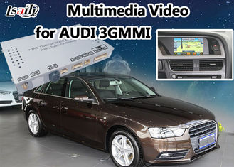 China Audi Multimdedia Interface for A4L / A5/ Q5 support Rearview Camera with Parking Guideline supplier