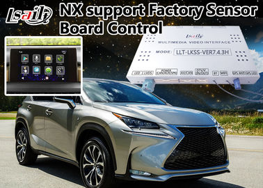 China Lexus Nx Car Video Interface , Android Navigation Box Two In One Unit Including Miracast supplier