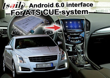 China Mirror link cast screen Android navigation box video interface for Cadillac ATS video supplier