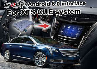 China Multimedia Car Android navigation box video interface for Cadillac XTS video supplier
