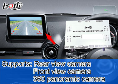 China Black Box Navigation Device For Car Mazda 2 Support Multi - Language supplier