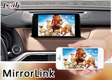 China Car Black Box Android Based Navigation System 360 Panoramic For Mazda CX-9 supplier