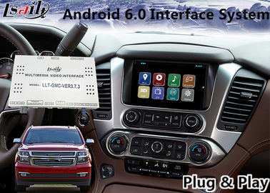 China Chevrolet Suburban Android Navigation Box supplier