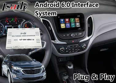 China Android 6.0 Navigation Video Interface for Chevrolet Equinox / Traverse Mylink System 2015-2018 Google Waze Spotify supplier