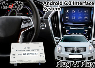 China Android 6.0 Car Multimedia Navigation System for Cadillac SRX CUE System 2014-2018 Spotify Google Chrome Play Store supplier