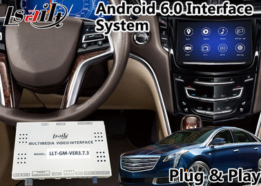 China Android 6.0 Car Multimedia Navigation System for Cadillac XTS CUE System 2014-2018 Российский рынок supplier