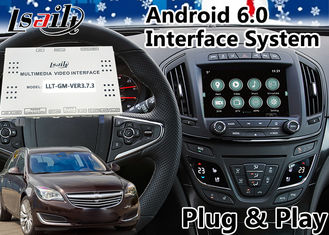 China Opel Insignia Android 6.0 Multimedia Navigation Interface for Intellilink System 2013-2016 with Spotify supplier