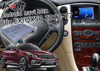 China Infiniti QX50 / EX Car Navigation System With Multi Screen Interactive Display supplier