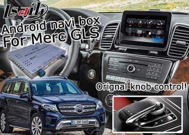 China Mercedes Benz GLS Android Navigation Box , Youtube Navigation Video Interface supplier