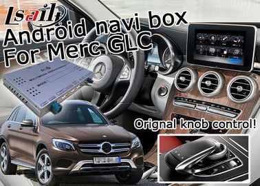 China Mercedes Benz Glc Android Gps Navigation Box Android Quad Core Cpu 4GB RAM supplier