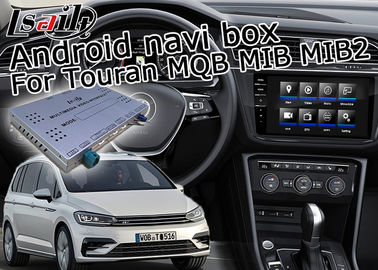 China 8 / 9.2 Inches GPS Navigation Box Waze Yandex 1.2 GHz For Lsailt Volkswagen Touran supplier