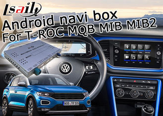China Volkswagen T - ROC Android Auto Interface , Car Video Interface With 360 Panorama Sight View supplier