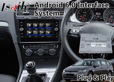 China Android Car Video Interface for 2017-2019 Volkswagen Golf Tsi Estate supplier