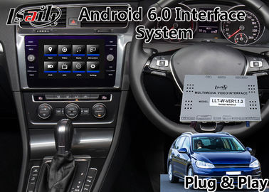 China Android 6.0 Interface Navigation Box for 2017-2019 Volkswagen Golf Tsi Wagon Au-Spec supplier
