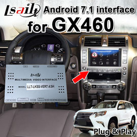 China Android GPS Navigator for LEXUS GX460 2013-2019 Android Auto Interface support wireless carplay by Lsailt supplier