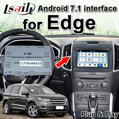 China Android 7.1 Auto Interface for Edge 2016-2019 support 3D panorama cameras , YouTube , mirrorlink smartphone supplier