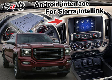 China Hexa core Android Navigation Box 7.1 Video Interface Box For GMC Sierra Etc supplier