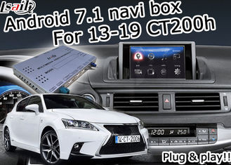 Lexus CT200h 2011-2019 Car Navigation Box 3GB RAM fast speed video interface carplay android auto