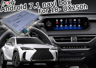 China Android GPS Navigation Video Interface Box For Lexus UX250h UX200 ES LS etccarplay optional supplier