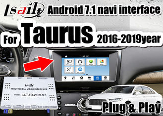 China Android 7.1/ 9.0 Ford Navigation interface for Taurus 2016-2020 Sync3 support Play store, spotify, Youtube supplier