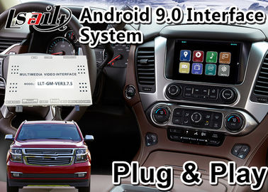 Chevrolet Suburban Android Video Interface